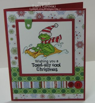 ToadallyCoolChristmas