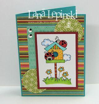 LadybugBirdhouse